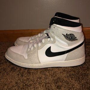 "Air Jordan 1 Retro High ""White Elephant"""